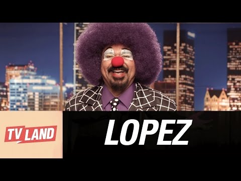 Lopez | The Cool Side of George | Season 2 Behind the Scenes