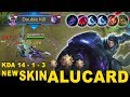 Gak Ada Obat New Skin Legendary Alucard Plus Gameplay - Mobile Legends