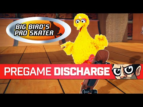 SkateBIRD is heading to Switch and GAMER SOCKS are heading to financial ruin | Pregame Discharge 112