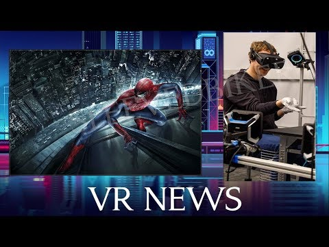 Marvel VR Games, VR Gloves - VR NEWS