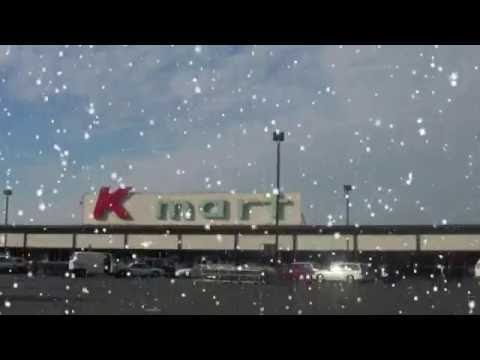 Kmart In-Store Music & Commericals: Christmas 1991