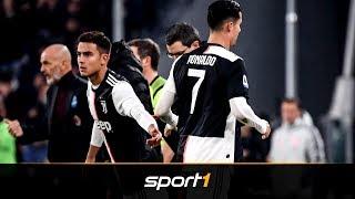 Nach Ärger: Ronaldo erklärt Auswechslung | SPORT1 - DER TAG