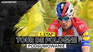 Tour de Pologne | Podsumowanie 1. etapu