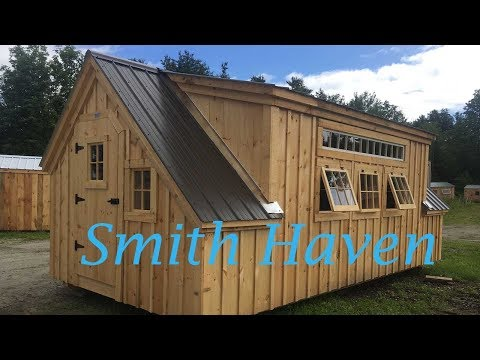DIY Low Price Guarantee - Build or Buy This 10X16 Weather Tight Versatile Building - Free Shipping
