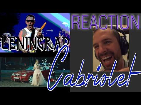 LENINGRAD - CABRIOLET - American Rock Musician REACTION