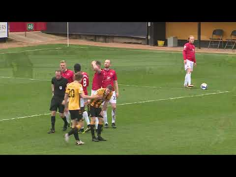 Cambridge Utd Morecambe Goals And Highlights