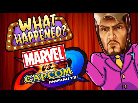 Marvel vs Capcom Infinite - What Happened? ft. Maximilian