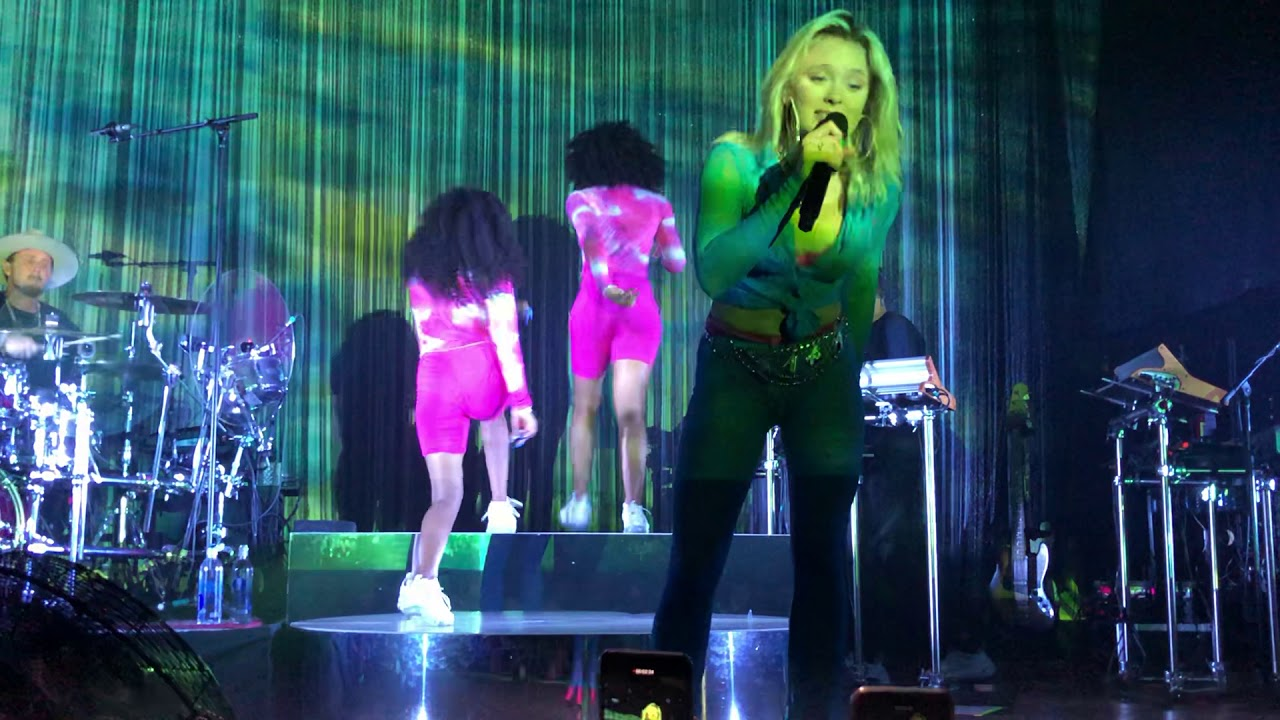 Download Zara Larsson – So Good Live - 1080p 60fps - Sept 2019