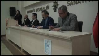 Sadullah alagöz ak Parti İl sanayi komisyon başkanı