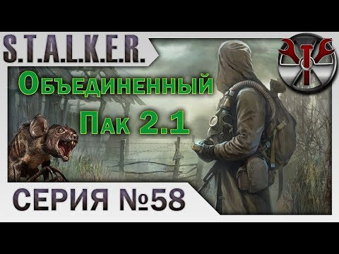 S.T.A.L.K.E.R. - ОП 2.1 ч.58 Тайник Кузнецова в Кр. лесу, встреча с Черным доктором, Старая деревня!