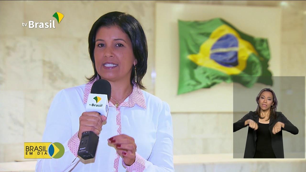 Presidente Bolsonaro recebe homenagem nesta quarta