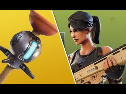FORTNITE Battle Royale Patch Notes Are Revealed For Update 3.6, Which Introduces The Clinger Grenade