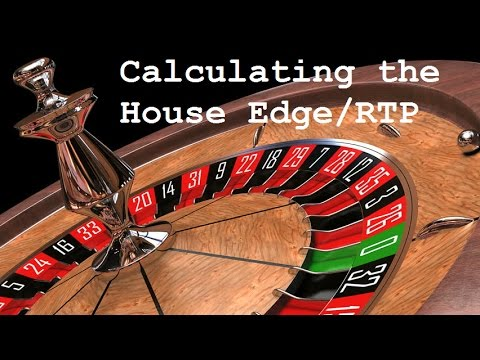 Casino Gambling - How to Calculate the House Edge/RTP