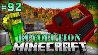 Monument & LASTWAGEN - Minecraft Revolution #092 [Deutsch/HD]