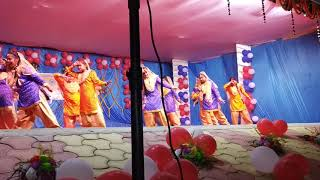 Punjabi Dance performance by WORPS girls on there school annual function day