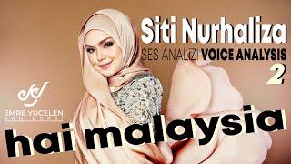 Download lagu Siti Nurhaliza Ses Analizi 2 (Selam Malezya)