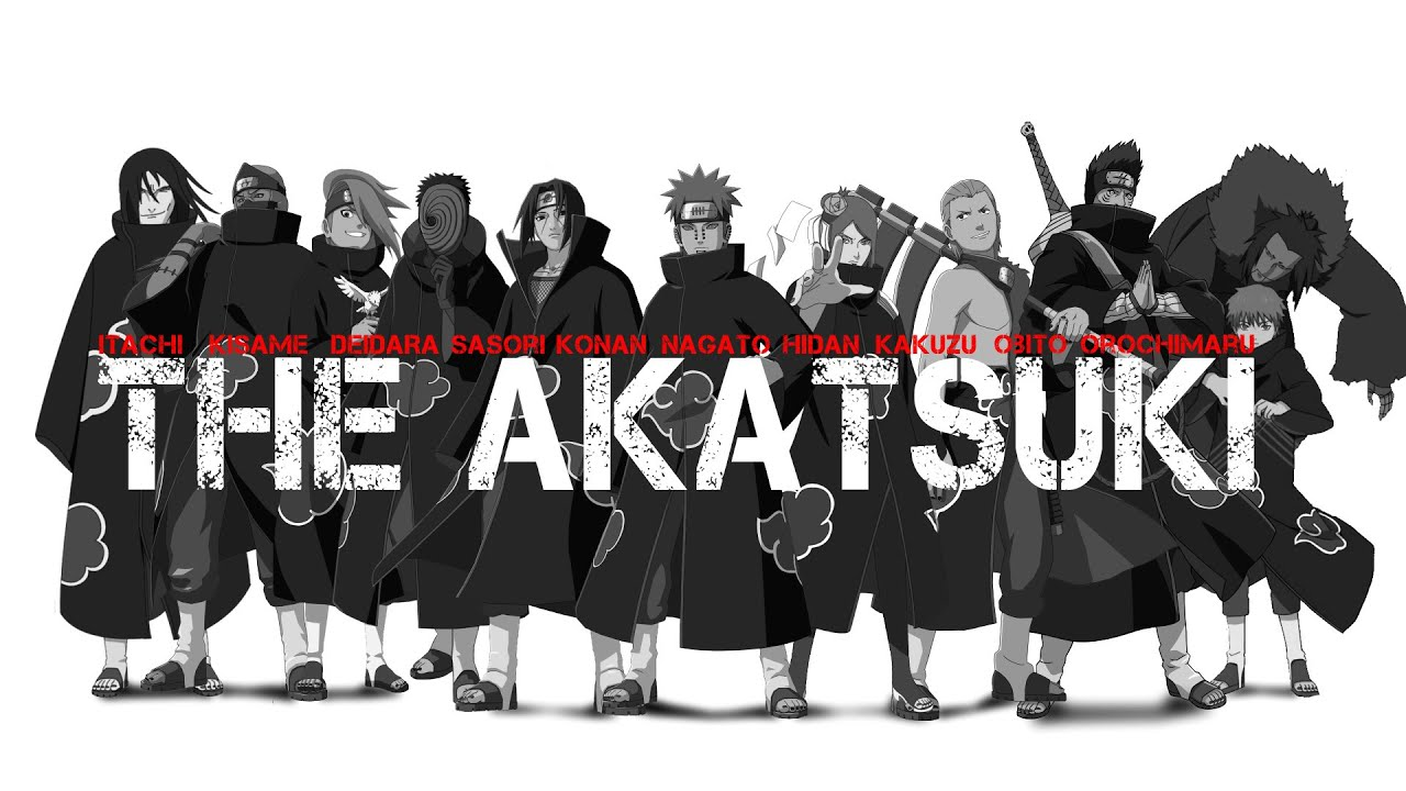 Akatsuki Tribute - ASMV - YouTube
