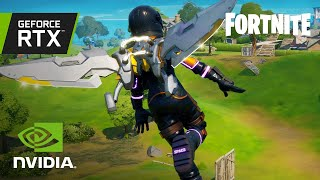 Fortnite with RTX   Ray-traced Cinematic Trailer by VicenteProD - GeForce Community Showcase
