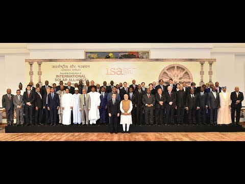 International Solar Alliance - Backstory of  quiet multilateral diplomacy from New York to New Delhi