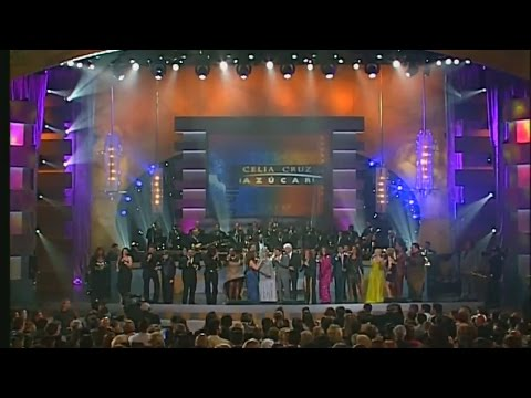 Celia Cruz - Azúcar - Homenaje Completo - 2003 - HD 720p