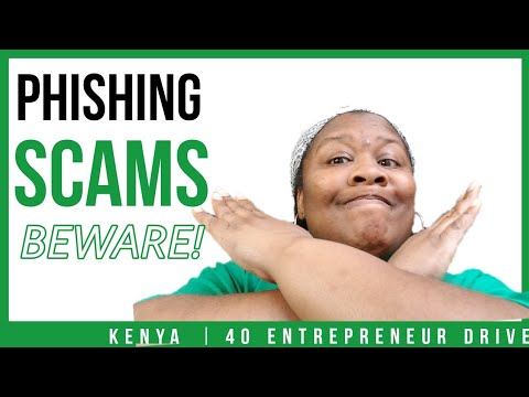 💸107: Bitcoin Phishing Scam | Fake Password Blackmail | Email Safety | PSA