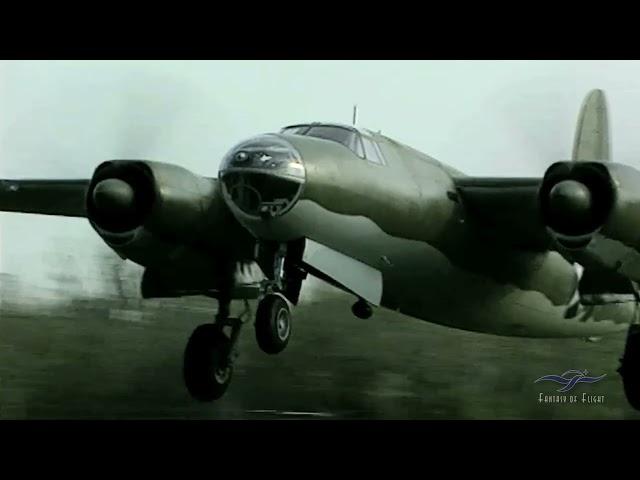 Martin B-26 Marauder - Flight & FlyBys
