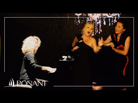 Musical cruise with Ivana Mula - Beyond the Seas by PONANT