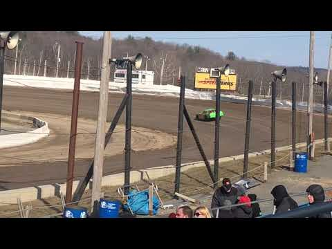 Stickles Racing Lebanon Valley Speedway 4/14/2018 ProStock warm-ups