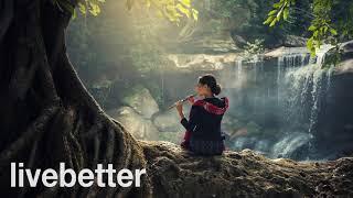 Música de Flauta Alegre para Levantar el Animo | Musica Asiatica Positiva Instrumental con Tambores