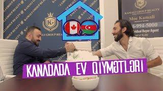 Dördüncü Vlog / Kanadada Ev Qiymətləri – Alqı-Satqı / Kirayə.