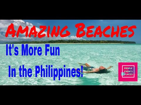 Best Beach Destination in the Philippines  Visit and be amazed of its natural beauty
