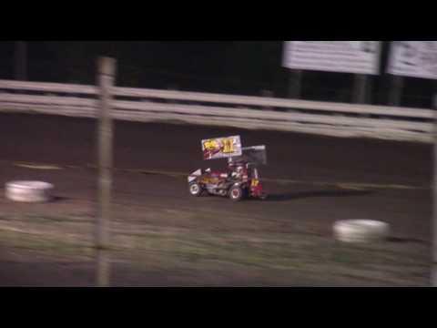 Hummingbird Speedway (6-18-16): Sunny 106.5 FM Micro Sprint Feature