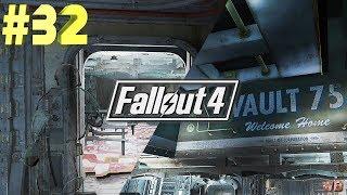 Fallout 4 Прохождение НЕВИДИМКА И УБЕЖИЩЕ 75 32