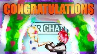 | VRChat | RYAN AND JAKKUBA'S WEDDING