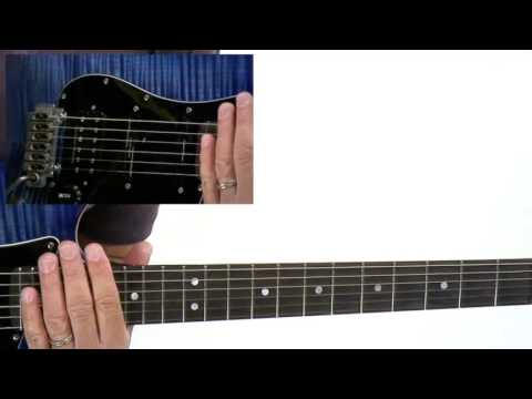 Neighbor Tones - #1 Zorba The Greek - Guitar Lesson - Brad Carlton