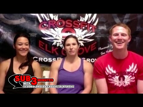 Sub 3 Minutes with CrossFit Elk Grove