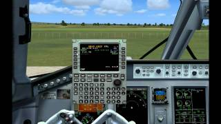 Tutorial FMC (LNAV) Embraer Wilco 190 FSX HD