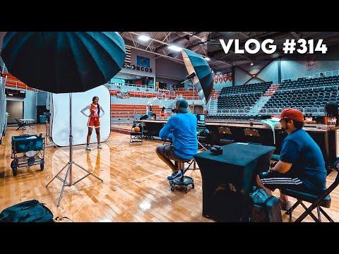 VLOG #314 / OK Girls All-State Basketball Photoshoot / June 5, 2021