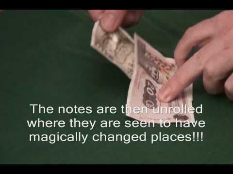 Free Magic Explained - Magic Money Bill Trick