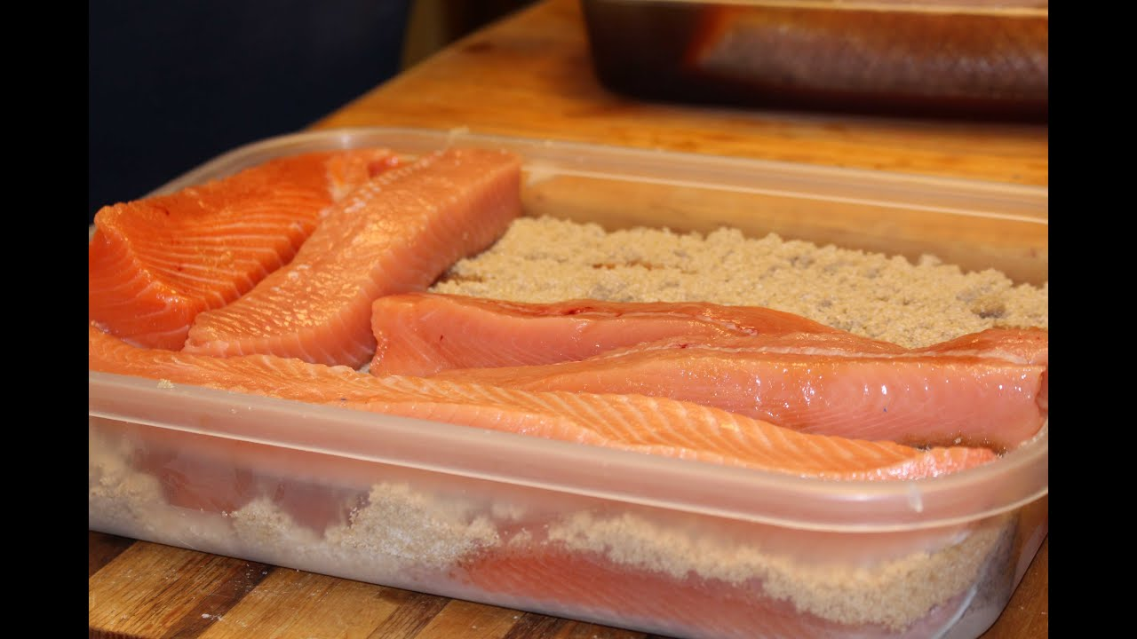 Smoking Salmon Recipes