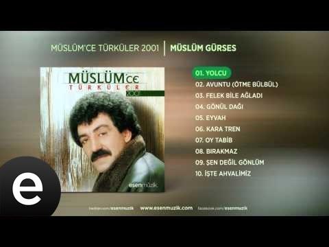 Yolcu (Müslüm Gürses) Official Audio #yolcu #müslümgürses