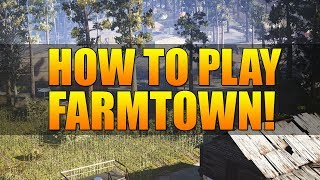 How To Play Farmtown: Ghost War Map Breakdown Tips & Tricks | Using The Field To Your Advantage!