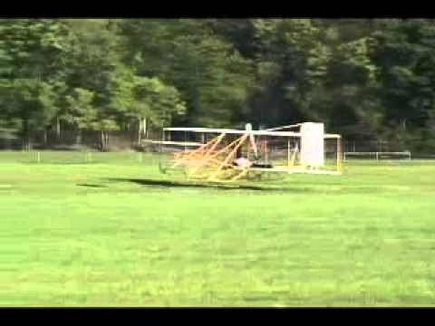 Wright Brothers Flying Replica