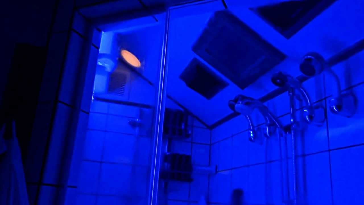 Hot Jacuzzi With Underwater Neon, Powerful Jets, Onyx Sink, Shower ...