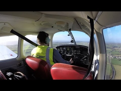 UK EASA LAPL/PPL - Lesson 17 - First Solo