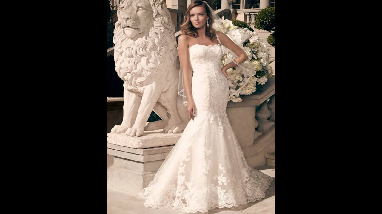 Casablanca Bridal Style 2163 - Wedding Gown| BellaMeraBridal.com ...