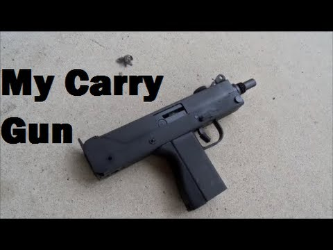 My Carry Gun (Cobray M11)