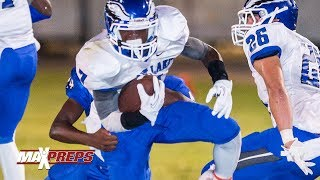 Artavis Scott - #7 - East Lake (FL)