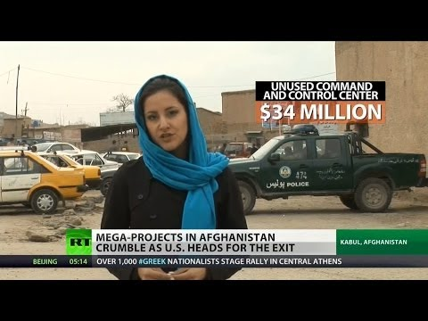 Billions being wasted in Afghanistan reconstruction