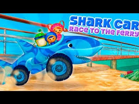 Team Umizoomi Race Cars and Numbers! Video Games ... - YouTube